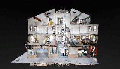 Immeuble de rapport par INTEGRAL Immobilier 3D Model