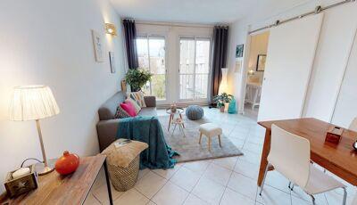 Appartement de 71m² à Toulouse 3D Model