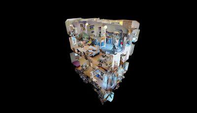 Protégé: Immeuble de rapport à Saint-Sernin-sur-Rance 3D Model