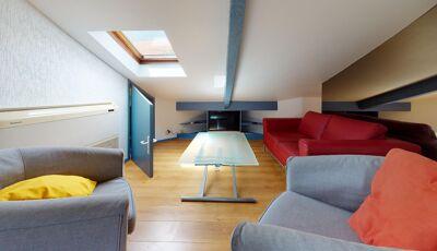 Appartement de 31m² à Toulouse 3D Model
