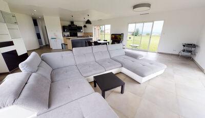 Maison de 160m² à Lussan-Adeilhac 3D Model